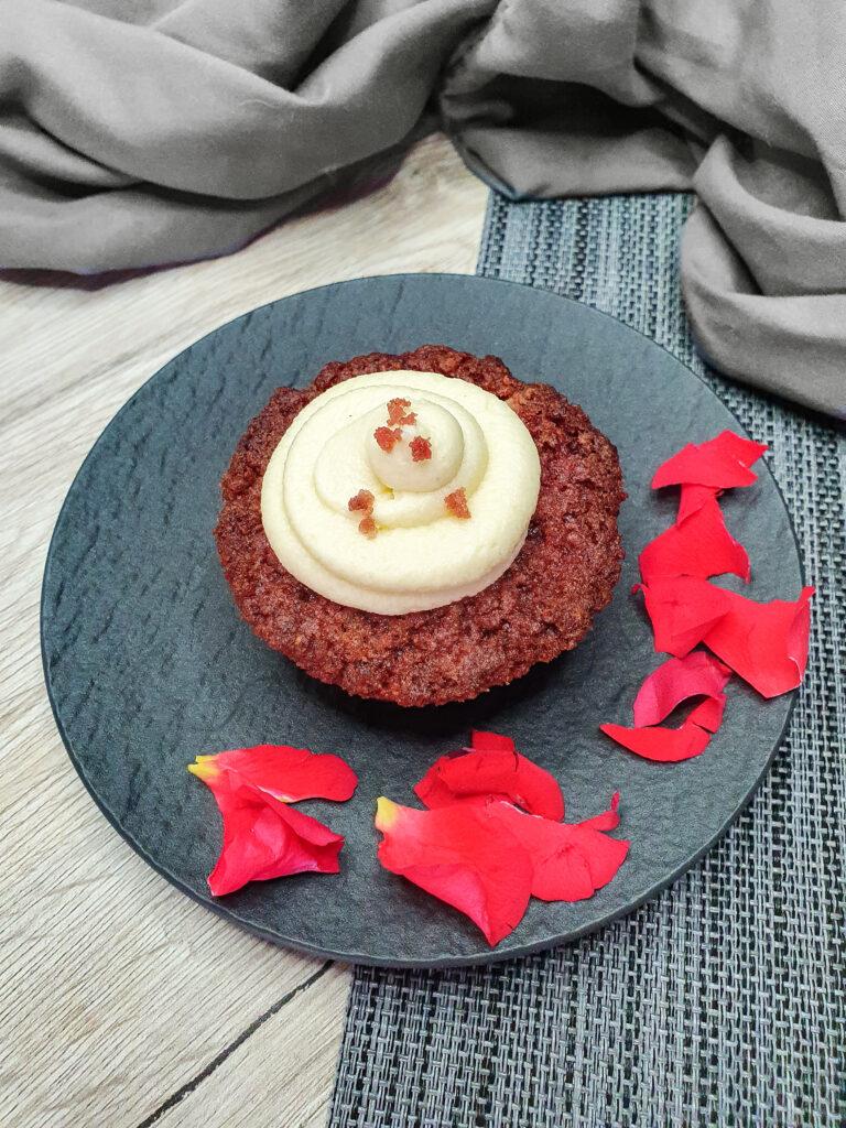 Red Velvet Cupcakes - vegan und glutenfrei