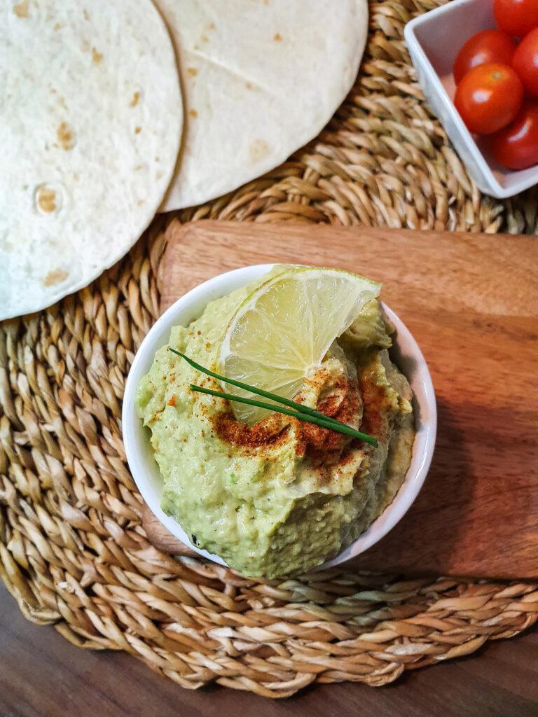 Guacamole - cremiger Avocado Dip