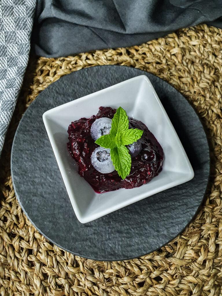 Chia-Marmelade - fruchtig & gesund
